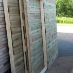 bouwpakket schuur